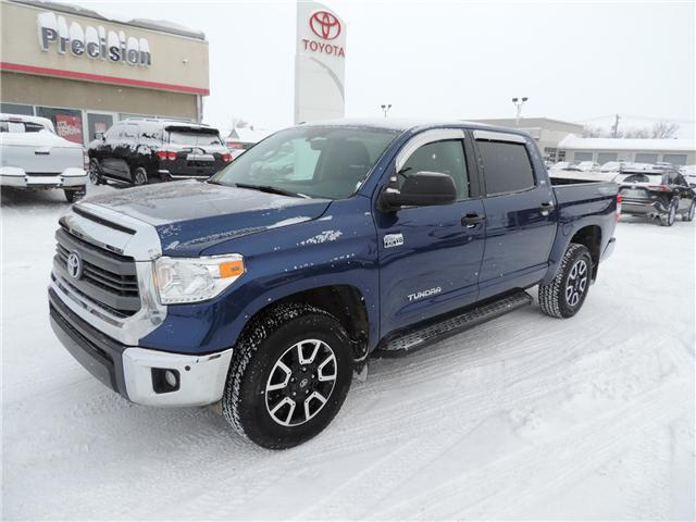 2015 Toyota Tundra SR5 5.7L V8 (Stk: 182491) in Brandon - Image 2 of 21