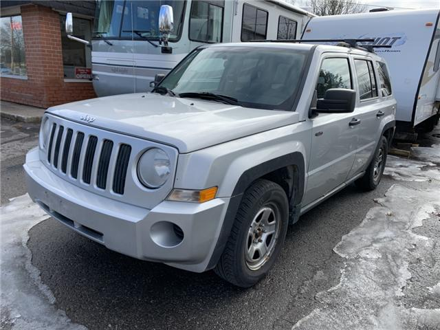 2008 Jeep Patriot Sport/North (Stk: -) in Cobourg - Image 1 of 6