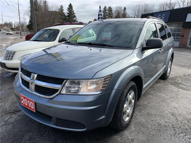 2010 Dodge Journey SE (Stk: -) in Cobourg - Image 1 of 25