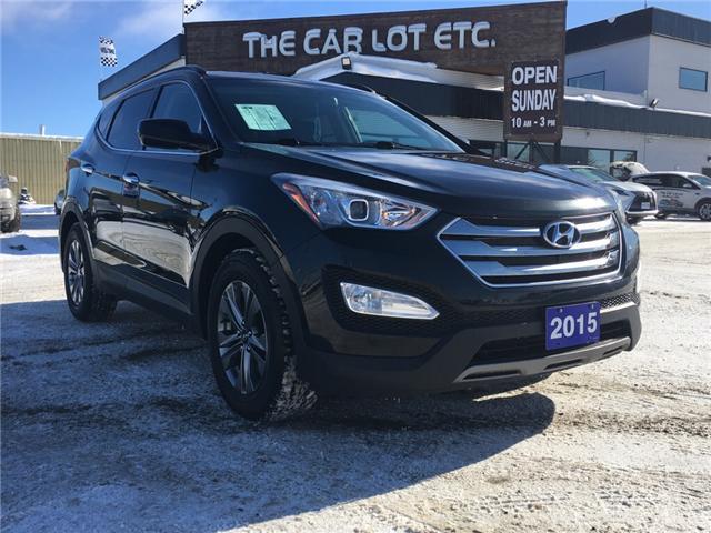 2015 Hyundai Santa Fe Sport 2.4 Premium (Stk: 18016) in Sudbury - Image 1 of 12