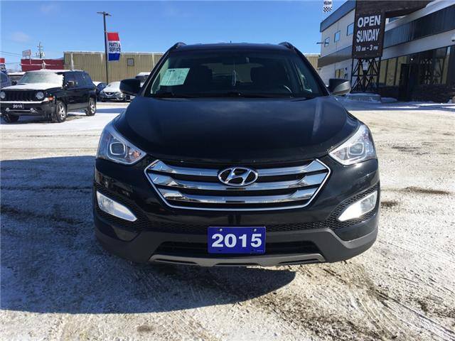 2015 Hyundai Santa Fe Sport 2.4 Premium (Stk: 18016) in Sudbury - Image 2 of 12