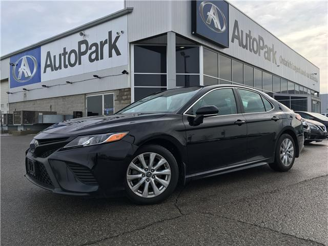 2018 Toyota Camry LE (Stk: 18-03247RJB) in Barrie - Image 1 of 25