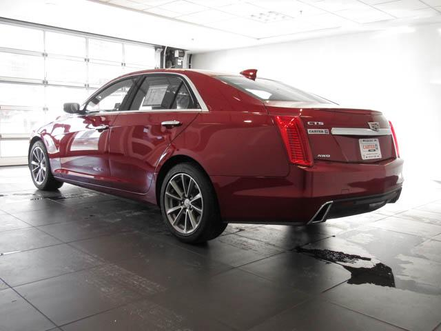 2018 Cadillac CTS 3.6L Luxury (Stk: P9-55900) in Burnaby - Image 6 of 25
