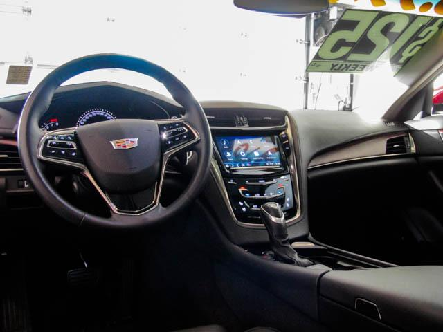 2018 Cadillac CTS 3.6L Luxury (Stk: P9-55900) in Burnaby - Image 17 of 25