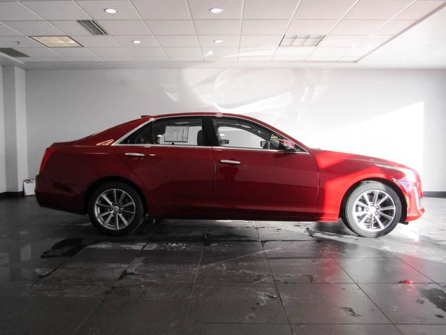 2018 Cadillac CTS 3.6L Luxury (Stk: P9-55900) in Burnaby - Image 3 of 25
