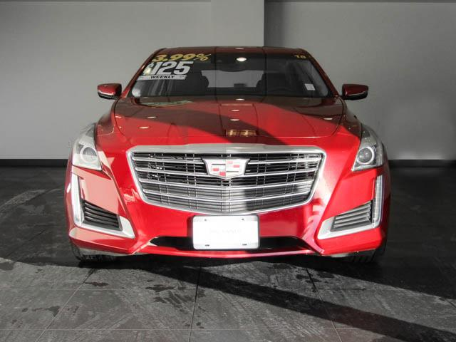 2018 Cadillac CTS 3.6L Luxury (Stk: P9-55900) in Burnaby - Image 9 of 25