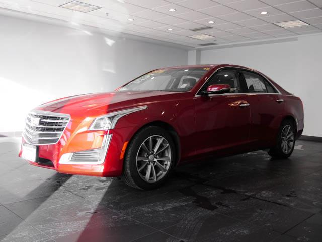 2018 Cadillac CTS 3.6L Luxury (Stk: P9-55900) in Burnaby - Image 8 of 25