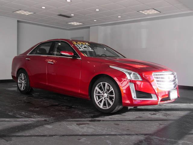 2018 Cadillac CTS 3.6L Luxury (Stk: P9-55900) in Burnaby - Image 2 of 25