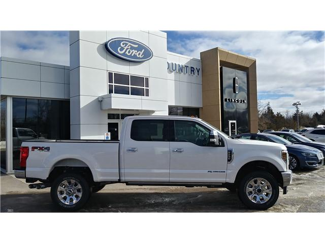 2019 Ford F-250 Lariat (Stk: F1161) in Bobcaygeon - Image 1 of 23