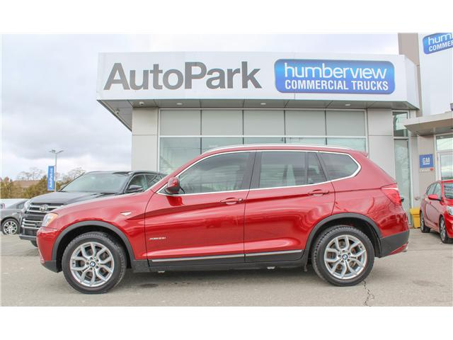 2011 BMW X3 xDrive28i (Stk: 11-711357) in Mississauga - Image 3 of 25