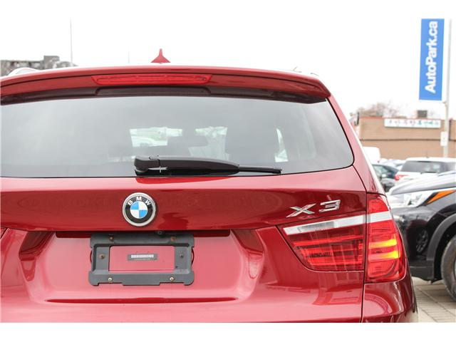 2011 BMW X3 xDrive28i (Stk: 11-711357) in Mississauga - Image 5 of 25