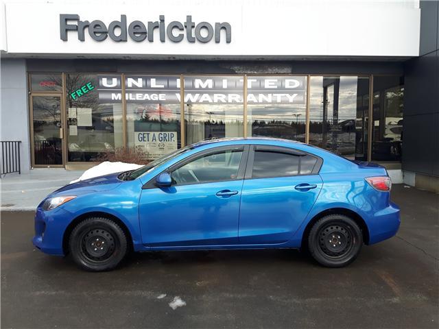 2013 Mazda Mazda3 GS-SKY (Stk: 18317B) in Fredericton - Image 3 of 11