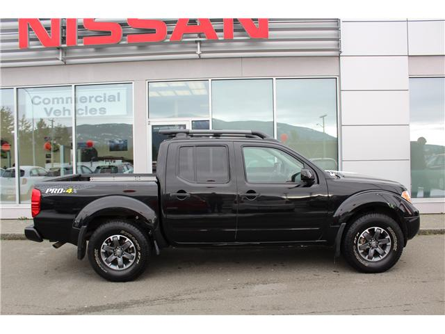 2018 Nissan Frontier PRO-4X (Stk: 9F9136A) in Nanaimo - Image 2 of 8