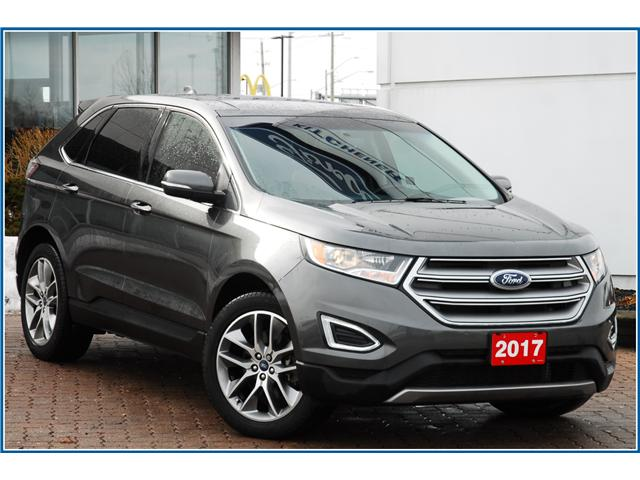 2017 Ford Edge Titanium (Stk: 146980) in Kitchener - Image 2 of 17