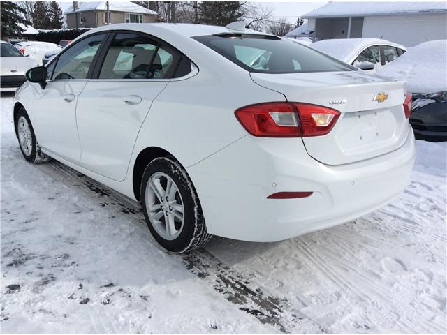 2018 Chevrolet Cruze LT Auto (Stk: 190087) in North Bay - Image 4 of 18