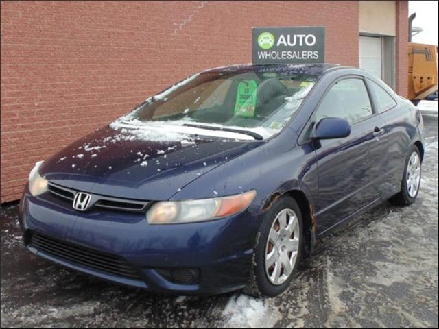 2007 Honda Civic LX (Stk: SUB1879B) in Charlottetown - Image 1 of 5