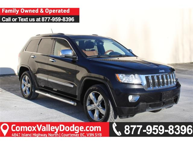 2013 Jeep Grand Cherokee Overland (Stk: C622461A) in Courtenay - Image 1 of 30