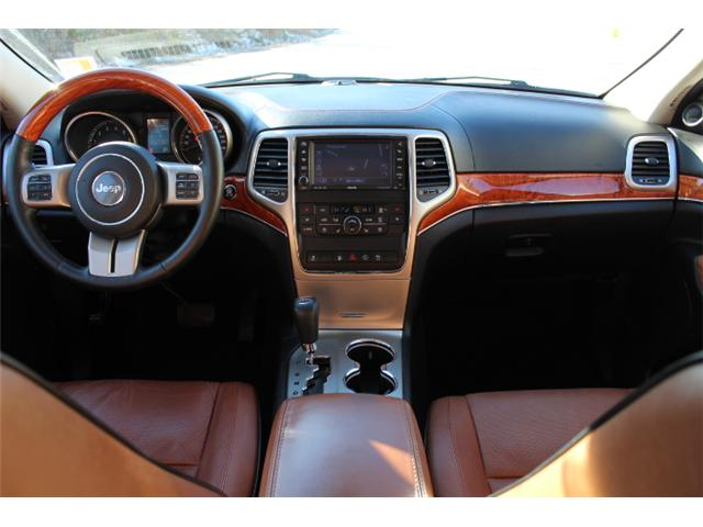 2013 Jeep Grand Cherokee Overland (Stk: C622461A) in Courtenay - Image 14 of 30