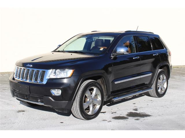 2013 Jeep Grand Cherokee Overland (Stk: C622461A) in Courtenay - Image 2 of 30