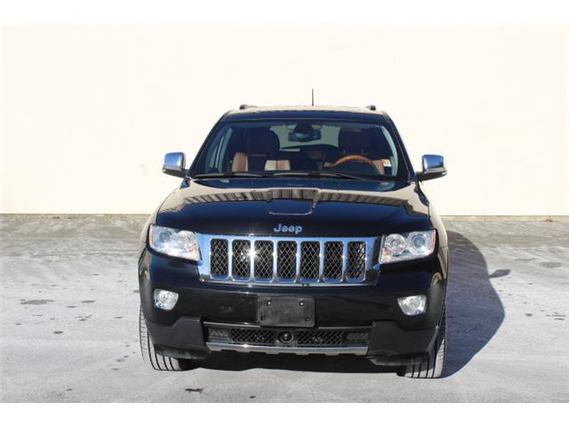 2013 Jeep Grand Cherokee Overland (Stk: C622461A) in Courtenay - Image 25 of 30