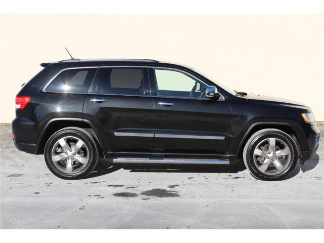 2013 Jeep Grand Cherokee Overland (Stk: C622461A) in Courtenay - Image 26 of 30