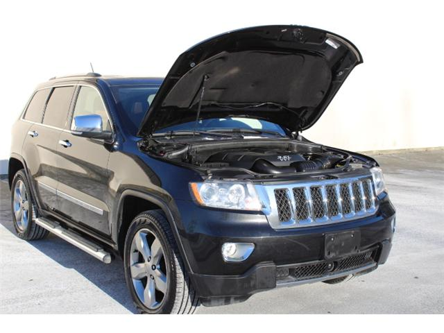 2013 Jeep Grand Cherokee Overland (Stk: C622461A) in Courtenay - Image 29 of 30