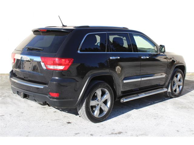 2013 Jeep Grand Cherokee Overland (Stk: C622461A) in Courtenay - Image 4 of 30