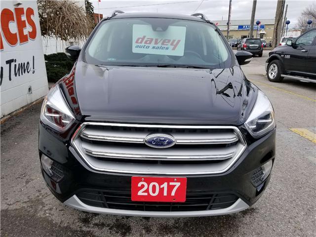 2017 Ford Escape Titanium (Stk: 18-548) in Oshawa - Image 2 of 17