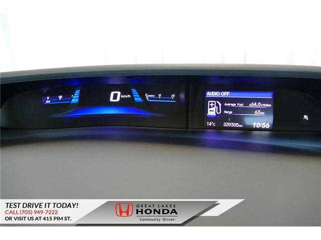 2015 Honda Civic Touring (Stk: H5943A) in Sault Ste. Marie - Image 23 of 23