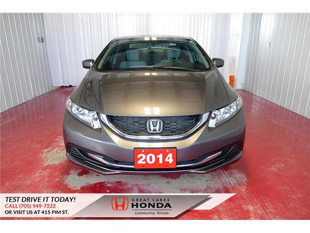 2014 Honda Civic LX (Stk: HP601) in Sault Ste. Marie - Image 2 of 22