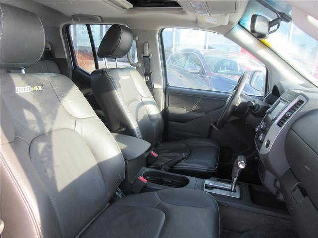 2018 Nissan Frontier PRO-4X (Stk: 8445) in Okotoks - Image 2 of 24