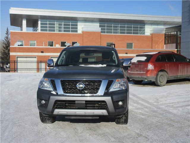 2018 Nissan Armada SL (Stk: 8493) in Okotoks - Image 21 of 30