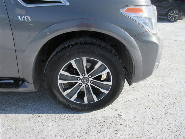 2018 Nissan Armada SL (Stk: 8493) in Okotoks - Image 22 of 30