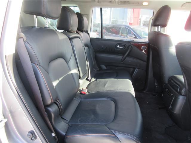 2018 Nissan Armada SL (Stk: 8493) in Okotoks - Image 17 of 30