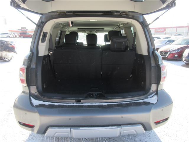 2018 Nissan Armada SL (Stk: 8493) in Okotoks - Image 25 of 30