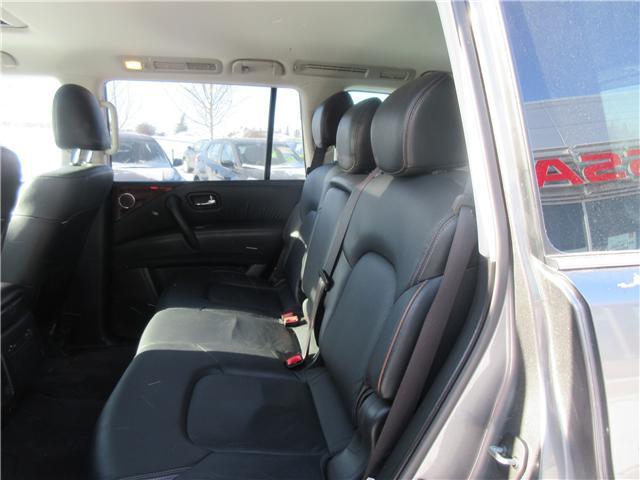 2018 Nissan Armada SL (Stk: 8493) in Okotoks - Image 19 of 30