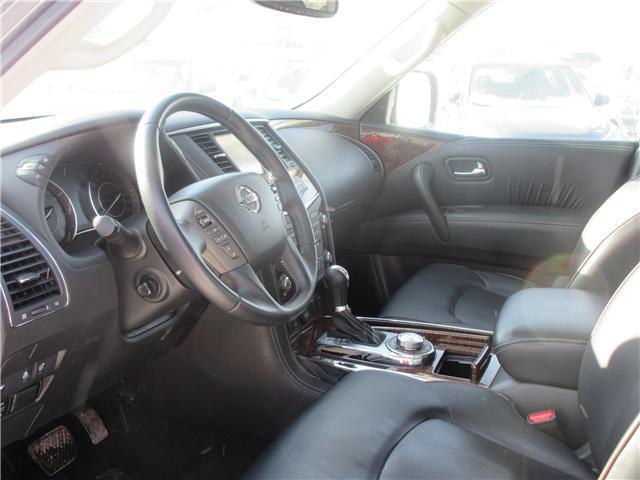 2018 Nissan Armada SL (Stk: 8493) in Okotoks - Image 3 of 30