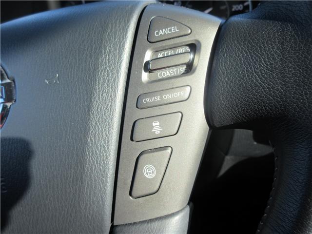 2018 Nissan Armada SL (Stk: 8493) in Okotoks - Image 13 of 30