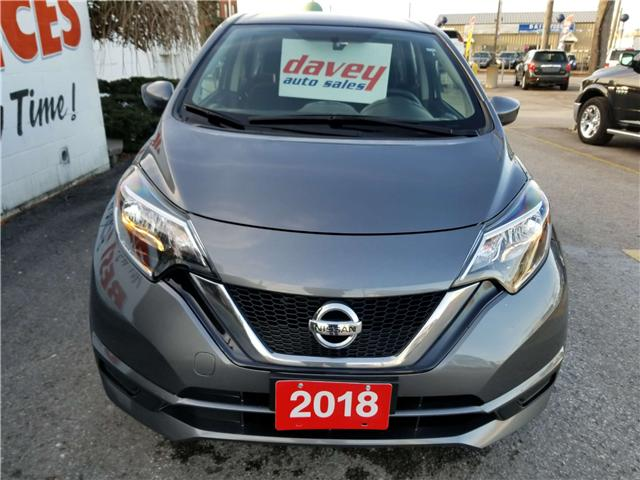 2018 Nissan Versa Note 1.6 S (Stk: 19-076) in Oshawa - Image 2 of 16