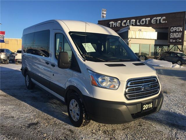 2016 Ford Transit-350 XL (Stk: 19029) in Sudbury - Image 1 of 16