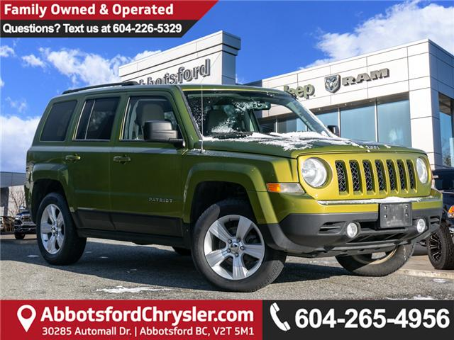 2012 Jeep Patriot Sport/North (Stk: J165993A) in Abbotsford - Image 1 of 22