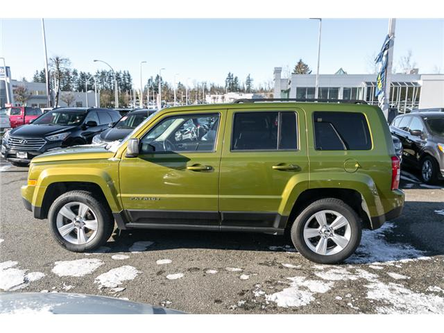 2012 Jeep Patriot Sport/North (Stk: J165993A) in Abbotsford - Image 4 of 22