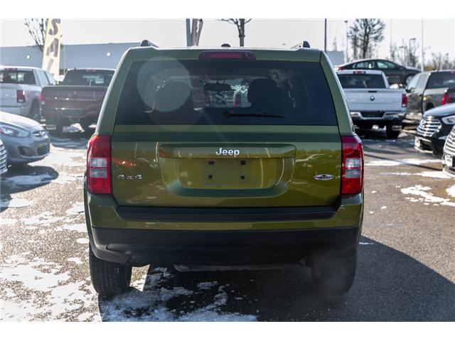 2012 Jeep Patriot Sport/North (Stk: J165993A) in Abbotsford - Image 6 of 22