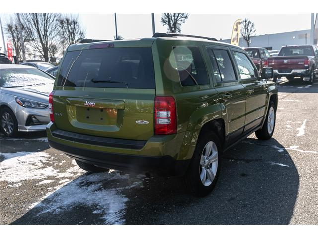 2012 Jeep Patriot Sport/North (Stk: J165993A) in Abbotsford - Image 7 of 22