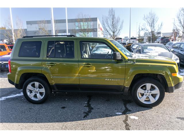 2012 Jeep Patriot Sport/North (Stk: J165993A) in Abbotsford - Image 8 of 22
