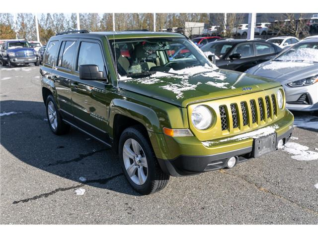 2012 Jeep Patriot Sport/North (Stk: J165993A) in Abbotsford - Image 9 of 22
