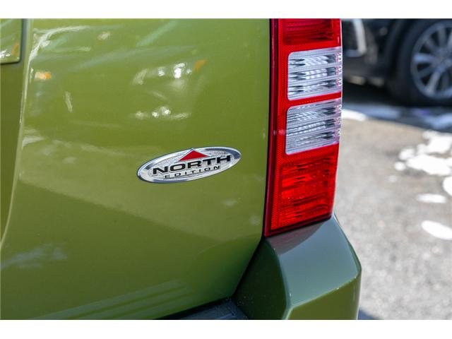 2012 Jeep Patriot Sport/North (Stk: J165993A) in Abbotsford - Image 11 of 22