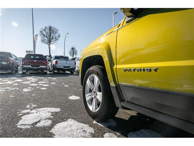 2012 Jeep Patriot Sport/North (Stk: J165993A) in Abbotsford - Image 13 of 22