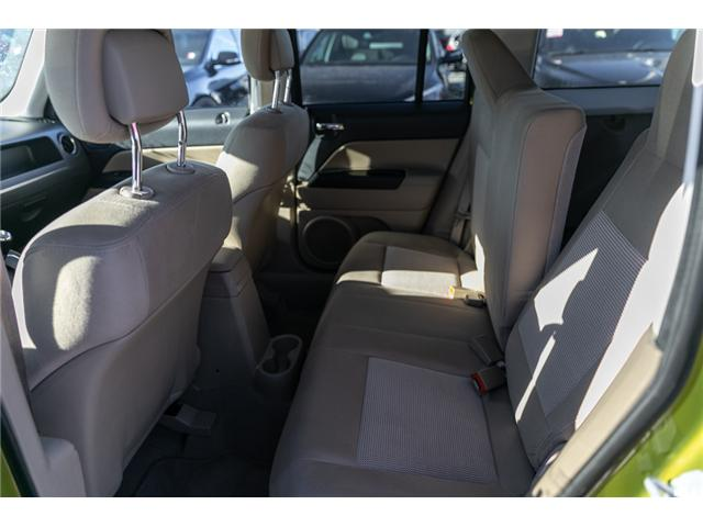 2012 Jeep Patriot Sport/North (Stk: J165993A) in Abbotsford - Image 14 of 22