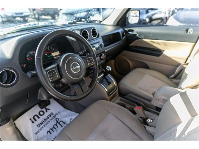 2012 Jeep Patriot Sport/North (Stk: J165993A) in Abbotsford - Image 16 of 22